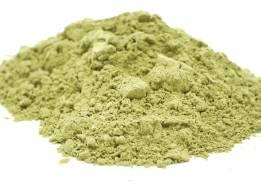green clay powder