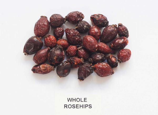 rose hips whole